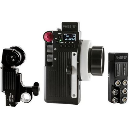 Picture of Teradek RT Wireless Lens Control Kit (MK3.1 Receiver, MK3.1 Controller+Forcezoom, 1 x motor)