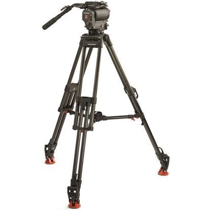 Picture of OConnor 1030DS Head & 30L Tripod with Mid Level Spreader & Case