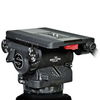 Picture of Sachtler Video 75 Plus EFP Fluid Head (150mm Ball Base)