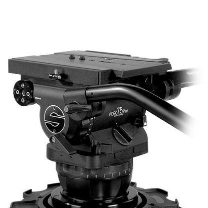 Picture of Sachtler Video 75 Plus Studio Fluid Head (Flat Base)