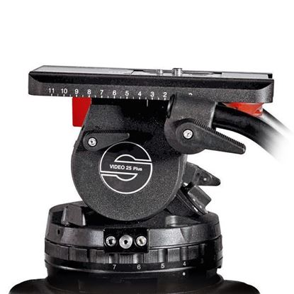 Picture of Sachtler Video 25 Plus Fluid Head (150mm Ball Base)