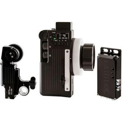 Picture of Teradek RT Wireless Lens Control Kit (Latitude-M Receiver, MK3.1 Controller, 1 x motor)