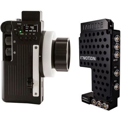 Picture of Teradek RT Wireless EF Lens Control Kit (Latitude-SK Receiver, MK3.1 Controller) [RED DSMC2 Only]