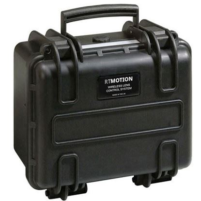 Picture of Teradek RT Custom Case for Teradek RT Wireless Lens Control (holds up to 3x motors)