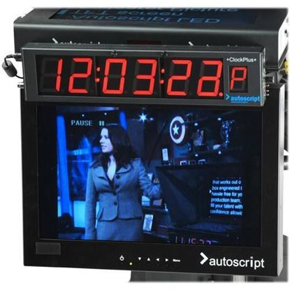 "Picture of Autoscript 19"" (48.3 cm) HDSDI Wide-Screen Colour Talent Monitor - On-Air Kit"