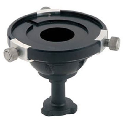 Picture of Vinten Adaptor QUICKFIX 100mm ball base