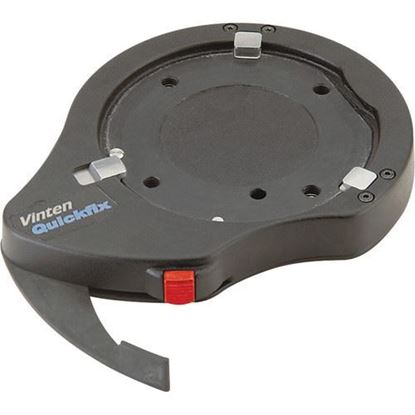 Picture of Vinten Adaptor Heavy Duty QUICKFIX 4-bolt flat base