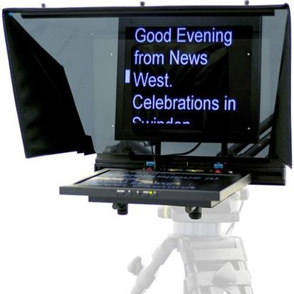 """Picture of Autocue 17"""" Professional Series PTZ Package"""