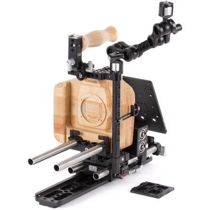 Picture of Wooden Camera - Canon 1DX/1DC Unified Accessory Kit (Pro)