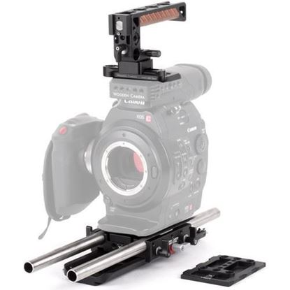 Picture of Wooden Camera - Canon C300 Unified Accessory Kit (Advanced)