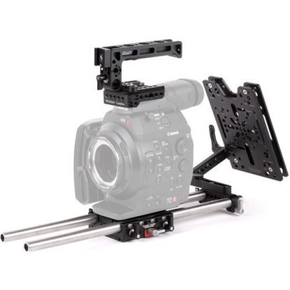 Picture of Wooden Camera - Canon C300 Unified Accessory Kit (Pro)