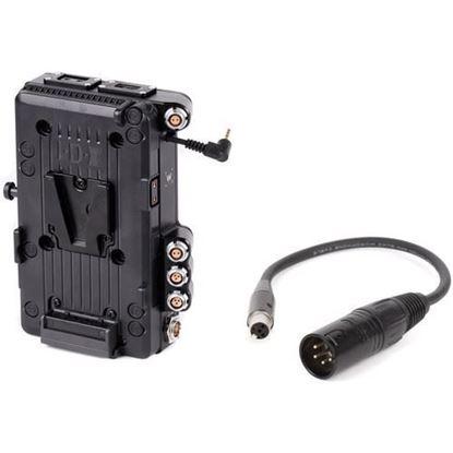 Picture of Wooden Camera - D-Box (URSA Mini, URSA Mini Pro, V-Mount)