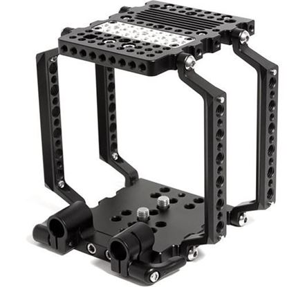 Picture of Wooden Camera - NATO Cage (4 Arms)