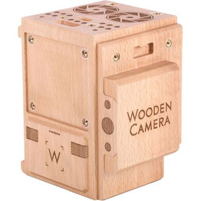 Picture of Wooden Camera - Wood Weapon Model