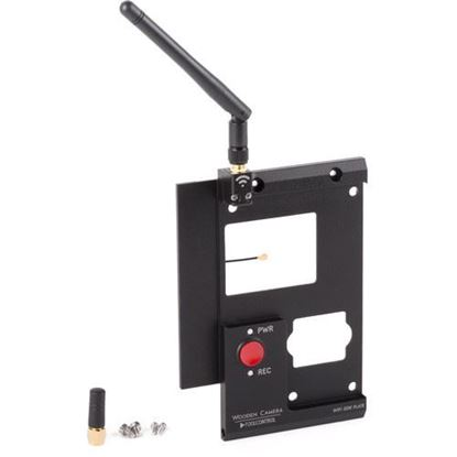 Picture of Wooden Camera - WiFi Side Plate (Weapon/Scarlet-W/Raven)