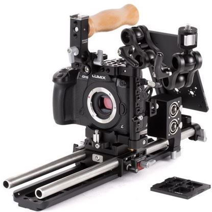 Picture of Wooden Camera - Panasonic GH5 Unified Accessory Kit (Pro)