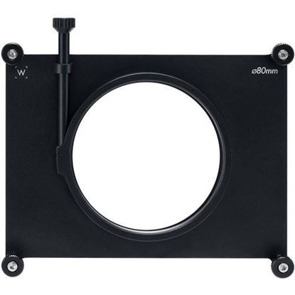 Picture of Wooden Camera Zip Box Pro 4x5.65 (80mm Clamp On Back Only)