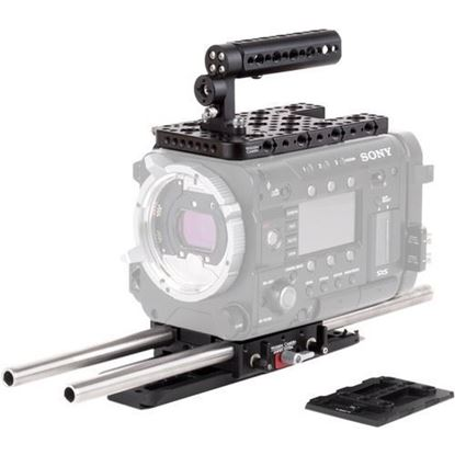 Picture of Wooden Camera - Sony F55/F5 Unified Accessory Kit (Advanced)