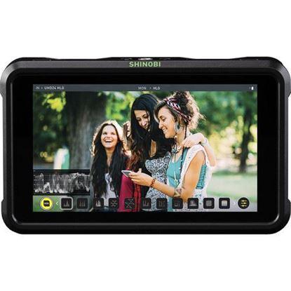 "Picture of Atomos Shinobi SDI 5"" 3G-SDI & 4K HDMI Pro Monitor"