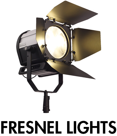 Picture for category Fresnel Lights