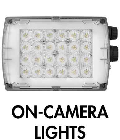 Picture for category On-Camera Lights