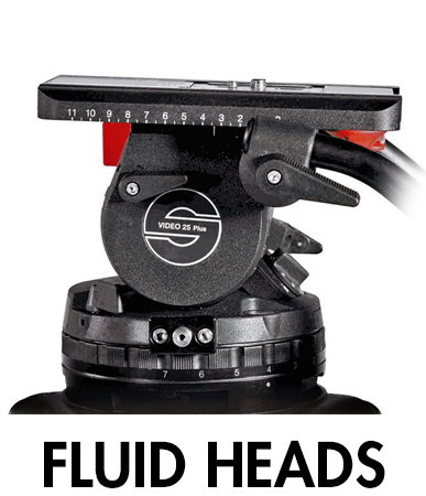 Picture for category Sachtler Fluid Heads