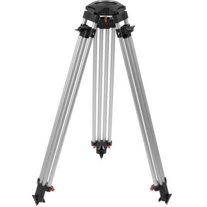 Picture of Sachtler DA-100L Long Aluminum Tripod Legs (100mm Bowl)