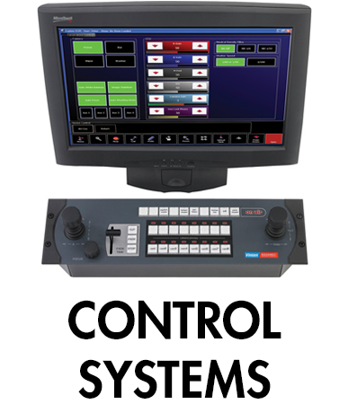 Picture for category Vinten Control Systems