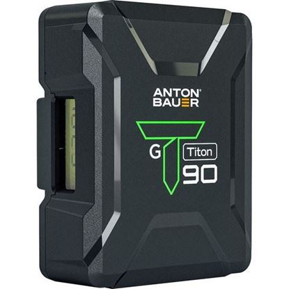 Picture of Anton Bauer Titon 90 Gold Mount Battery