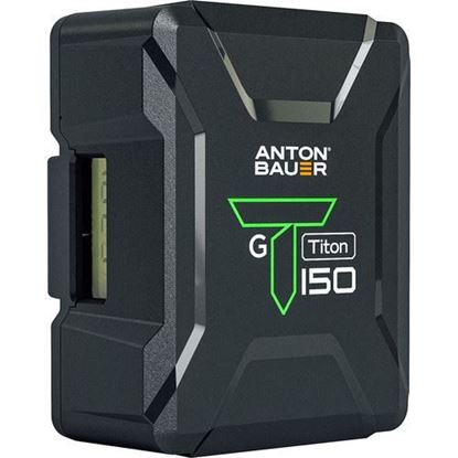 Picture of Anton Bauer Titon 150 Gold Mount Battery