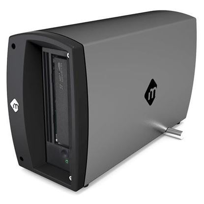 Picture of mTape Thunderbolt 3 LTO-8 with mLogic LTFS Utilty
