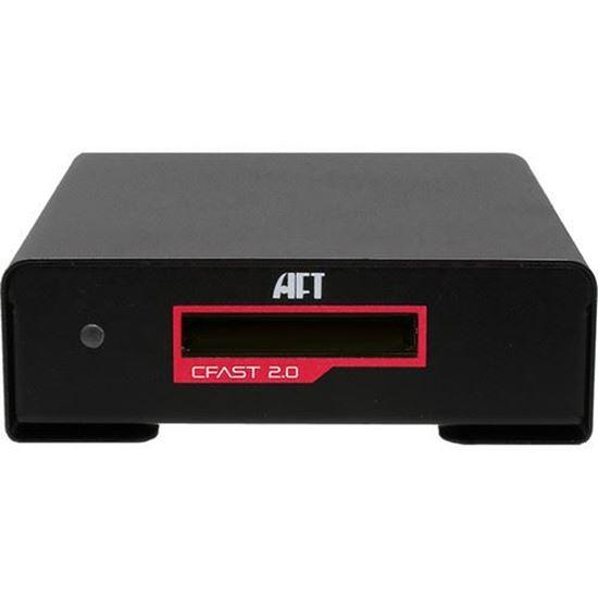 Picture of Atech Flash Technology Blackjet VX-1C CFast 2.0 USB 3.1 Gen 2 Type-C Card Reader