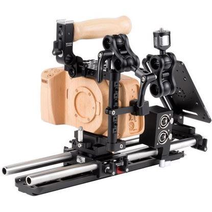 Picture of Wooden Camera - Blackmagic Pocket Cinema Camera 4K / 6K Unified Accessory Kit (Pro)
