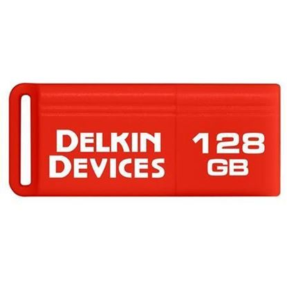 Picture of Delkin Devices 128GB PocketFlash USB 3.0 Flash Drive