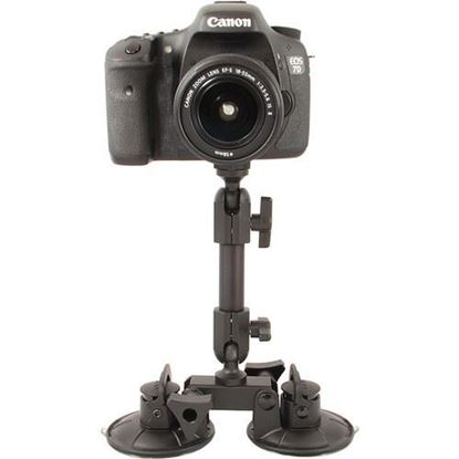 Picture of Delkin Devices Fat Gecko Dual-Suction Camera Mount