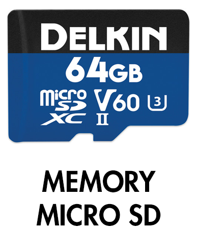 Picture for category Micro SD Memory Cards