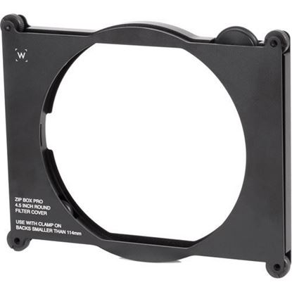 """Picture of Wooden Camera Zip Box Pro 4.5"""" Round Filter Stage"""