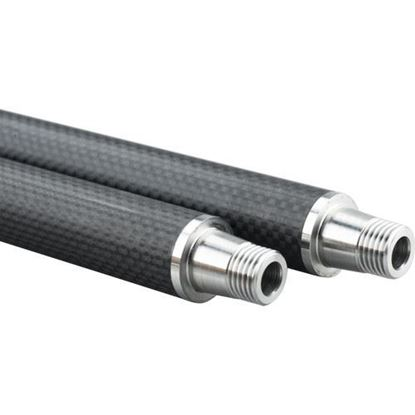 """Picture of iFootage 40"""" Carbon Fiber Extension Tubes for Shark Slider S1 (Pair)"""