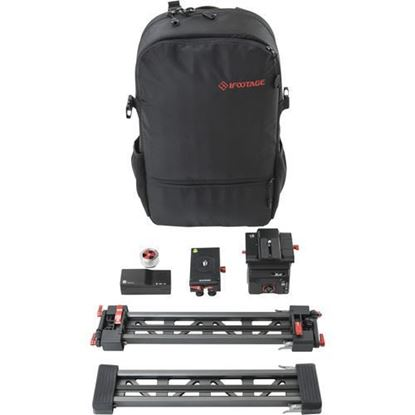 Picture of iFootage Shark Slider Mini Complete with Soft Backpack