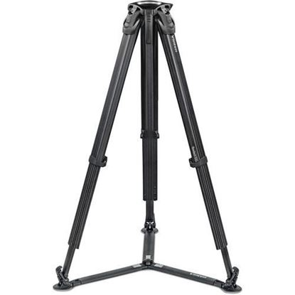 Picture of Vinten flowtech 100 Carbon Fiber Tripod with Ground Spreader