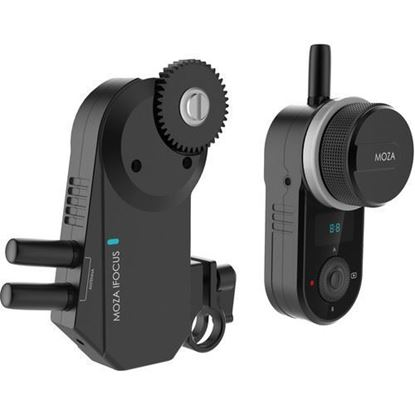 Picture of Moza iFocus Wireless Lens Follow Focus System (Motor and Hand Unit)