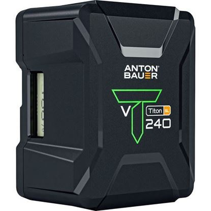 Picture of Anton Bauer Titon SL 240 238Wh 14.4V Battery (V-Mount)