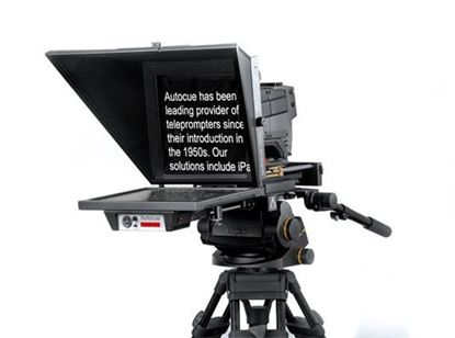 """Picture of Autocue/QTV Master Series 20"""" Teleprompter"""